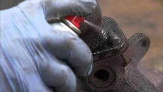 Valvoline Penetrating Oil Instructional video