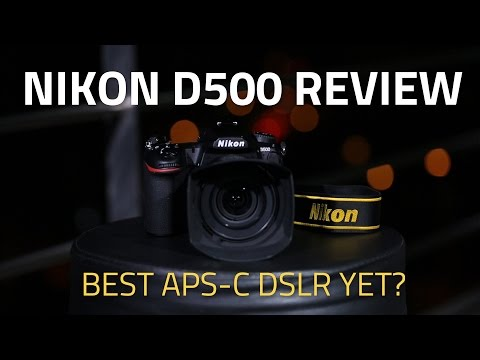 Nikon D500 DSLR Camera Review | India Price, Specifications, And More