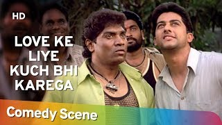 Love Ke Liye Kuch Bhi Karega - Johnny Lever - (जॉनी लीवर की हिट कॉमेडी) - Shemaroo Bollywood Comedy