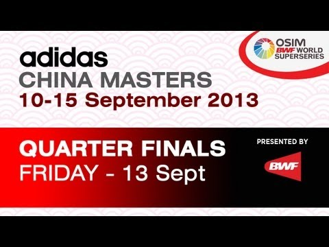 QF - MS - Jan O Jorgensen vs Kento Momota - 2013 Adidas China Masters