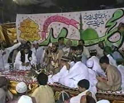 Saif Ul Malook(hafiz Hamid Sharif )part (1)punjabi Arifana Kalam.by Visaal video