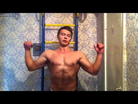 Тренировки день 6 мышцы спины