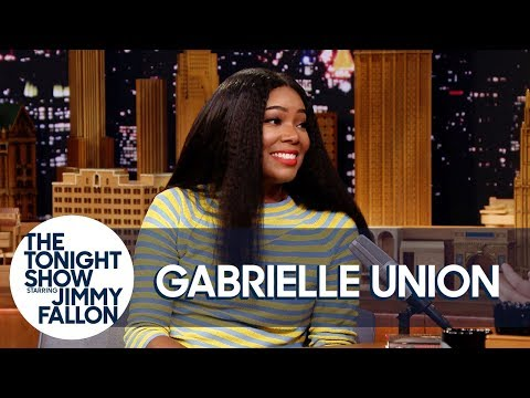 download lagu Gabrielle Union Got Stalked By A Terminator Bully Trying gratis