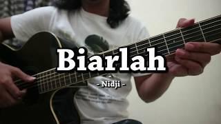 Biarlah - Nidji (CHORD)