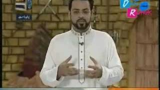Hazrat Loot(A.S) Hamare Ambiya - Part 3 - 19August 2011 Aftar