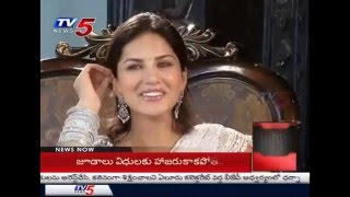 sunny-leone-bold-and-exclusive-interview-tollywood-tv5-news