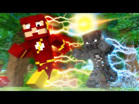 Minecraft O PODER DO DEUS DA VELOCIDADE Caminho de Herois Ine