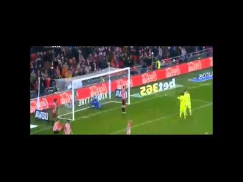 Athletic Bilbao vs Barcelona 2-5 - All Highlights & Goals 09/02/2015 (La Liga 2015)