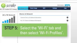 Save Your Data - Change Your Mifi Password