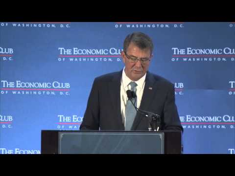 Ash Carter: Deterrence Russia & China. 02 Feb 2016