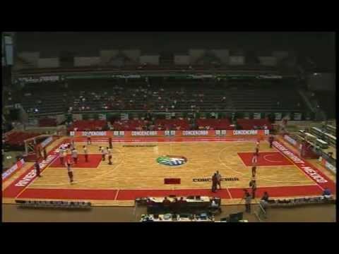 Centrobasket 2014 - Post-Juego - Panama vs. Costa Rica