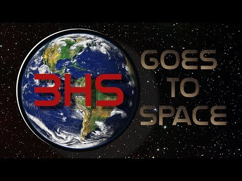 Barnstable High School Goes to Space - 2014