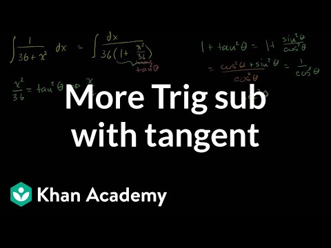 integrals--trig-substitution-2