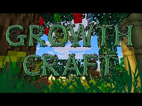 Minecraft 1.6.4 - Como instalar GrowthCraft Mod - Review en español [1080p]