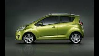 Обзор автомобиля Шевроле Спарк 2012 года. Chevrolet Spark 2012 car review