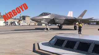 F-35 Electromagnetic Aircraft Launch System (EMALS)