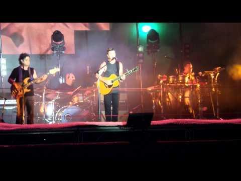 Juanes Concierto En Montería En Medio Del Río Sinú