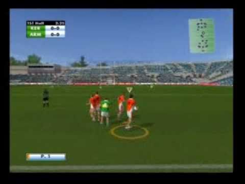 Gaelic games football (PS2)