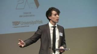 Design Your Dream Life Through Passive Income | Alex Szepietowski | TEDxUniversityofYork