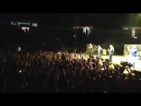 Five Finger Death Punch *LIVE* Never Enough Crowd Bounce SPRING FLING 2014