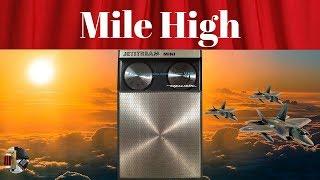 Realistic Jetstream Mini 12-630 AM VHF Sky Band Portable Radio Review