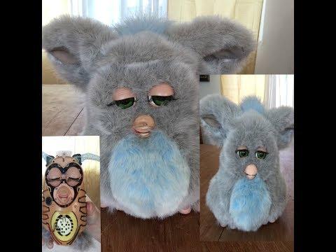 Repairing 2005 Emoto-Tronic Furby