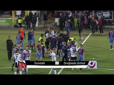 FAI Cup 2017 - Dundalk v. Drogheda United - 8th Sept 2017