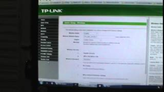 reset router tp link