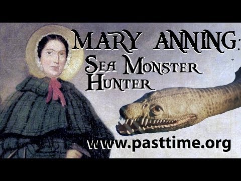 Mary Anning: Sea Monster Hunter