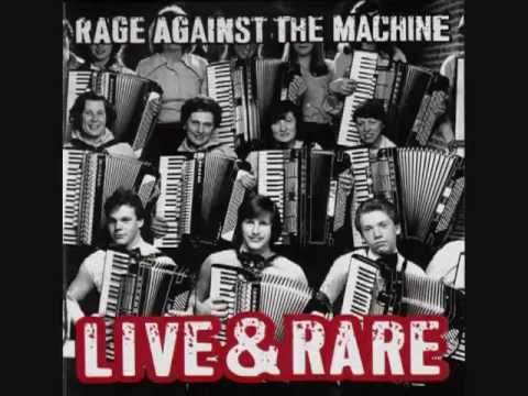 Rage Against The Machine - Zapatas Blood