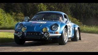 Alpine A110 1800VA East African Safari Rallye 1975 (Full HD)