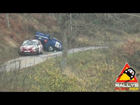 Best Of {CRASH & SHOW} 2016 2ème Partie par Rallye Plein Fer