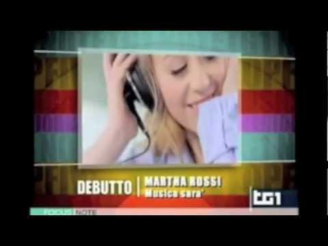 Martha Rossi TG 1 Note