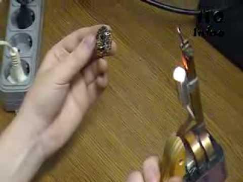 Как отремонтировать паяльник своими руками видео