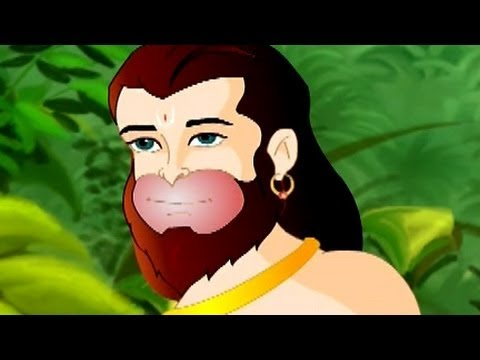 Pavanputra Hanuman - English Animated Story 8/12