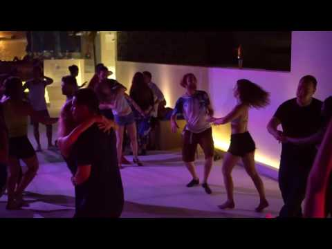 00147 ZoukMX 2016 Pre party Several TBT ~ video by Zouk Soul