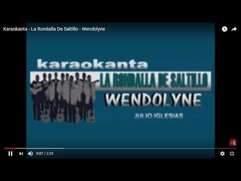 MP3 de Wendoline La Rondalla De Saltillo - MUSICA MP3 GRATIS