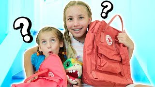 What's in my New School Backpack! GIVEAWAY
