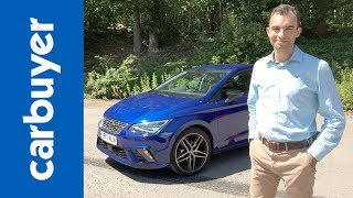 2018 SEAT Ibiza hatchback review - James Batchelor - Carbuyer