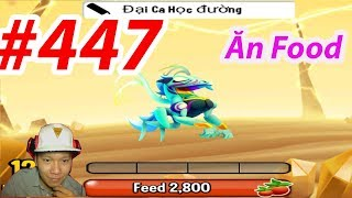 ✔️ Đại Ca Học Đường L Vip Dragon City HNT chơi game Nông Trại Rồng HNT Channel New 447