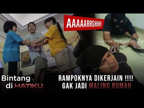 Download BINTANG DI HATIKU - Hahaha Kocak Rampok Dikerjain Bagus & Bonny  2 Juni 2017 Mp4 baru