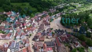 Hochwasser In Braunsbach - 30.05.2016