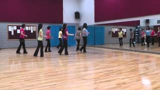 Cloud Number 9 - Line Dance (Dance & Teach in English & 中文)