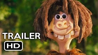 Early Man Trailer #1 (2018) Eddie Redmayne, Tom Hiddleston Animated Movie HD