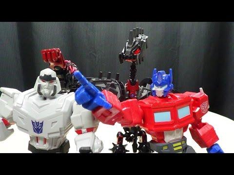 Mascot Reviews Transformers HERO MASHERS