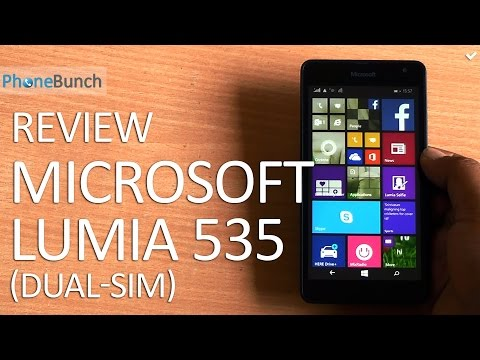 Microsoft Lumia 535 Full Review After 2 Months of Usage