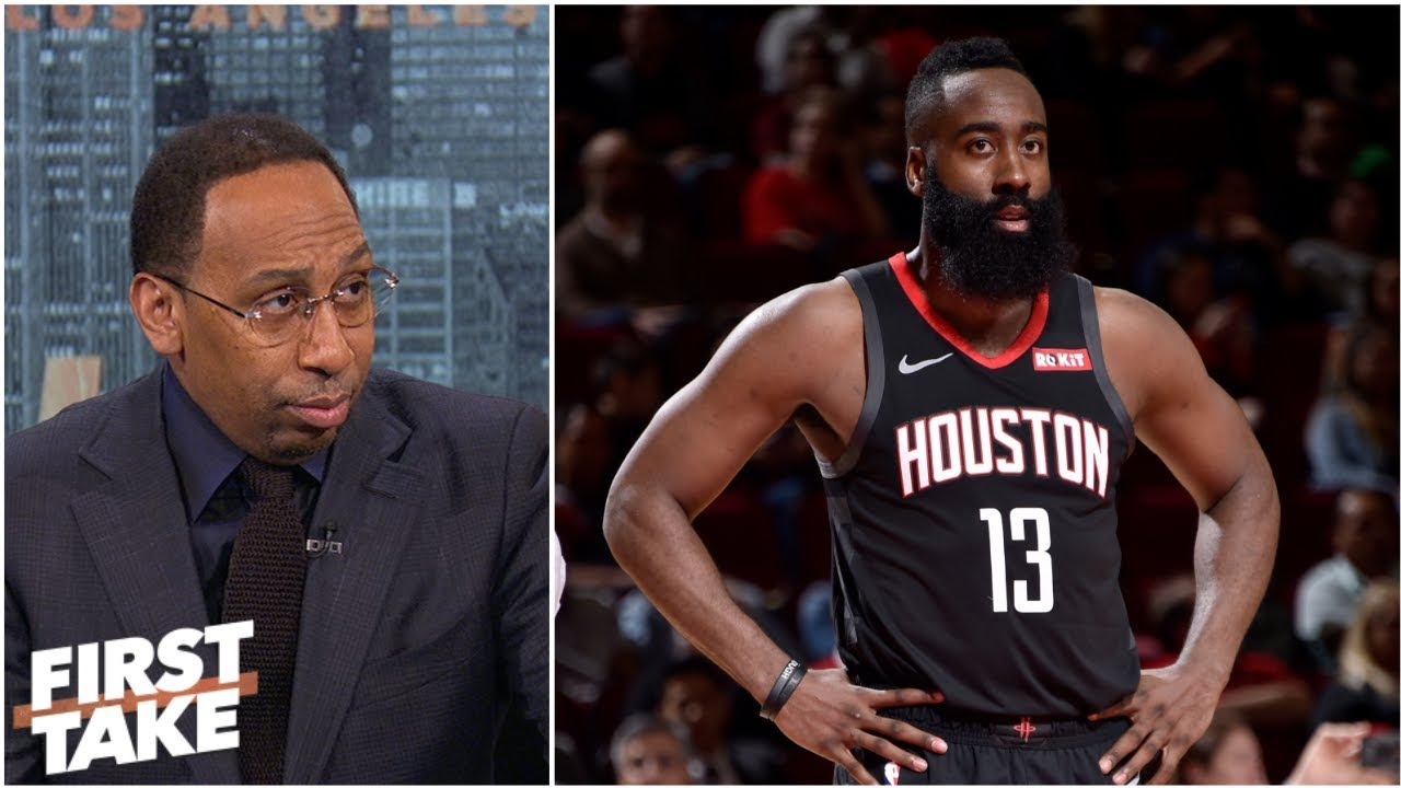 Stephen A. says Rockets' opening-night loss was 'just awful'   First Take