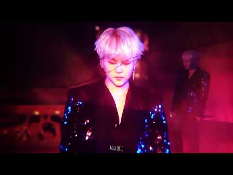 171208 BTS WINGSTOUR THE FINAL  SUGA First Love