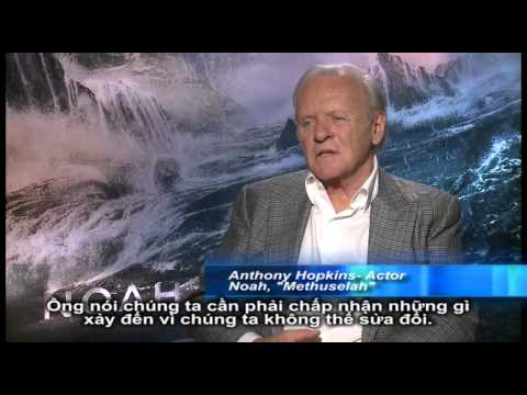 'NOAH' interview with Sir Anthony Hopkins