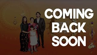 Coming Back Soon - Kuch Rang Pyar Ke Aise Bhi - Sony TV Serial